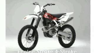4. 2009 Husqvarna TC 250 - Features and Specs