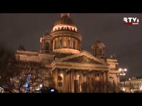 В Петербурге протестуют против передачи Исаакиевского собора РПЦ (видео)