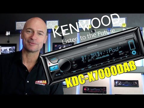 Kenwood KDC-X 7000 DAB -REVIEW- Autoradio mit Bluetooth, Android-Music und DAB+