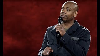 Dave Chappelle: Trump's 'Fighting For Me', Not Broke White People