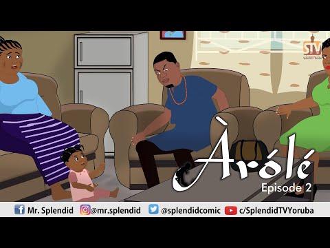 AROLE (HEIR) Latest Yoruba Animated Movie 2020 -Starring Muyiwa Ademola, Bukunmi Oluwasina