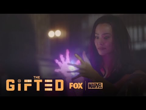 The Gifted 1.03 (Clip 'Clarice Powers Aren't Working')
