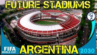 MUNDIAL ARGENTINA 2030
