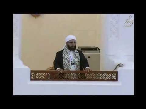 خطبة الجمعة للشيخ محمد موسى البيضاني
