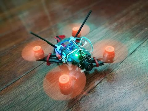 BEE-90 Brushless Micro FPV Carbon Fiber Frame