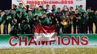 Video LUAR BIASA TIMNAS INDONESIA JUARA JENESYS CUP 2018 SETELAH MENGALAHKAN VIETNAM MP3, 3GP, MP4, WEBM, AVI, FLV Maret 2018