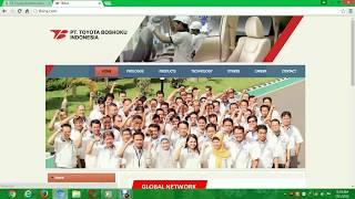 Video PT TOYOTA BOSHOKU INDONESIA (Cara Melamar Kerja Via Website) MP3, 3GP, MP4, WEBM, AVI, FLV Desember 2017