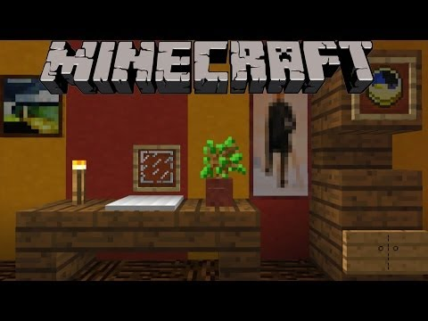 minecraft schlafzimmer modern. Black Bedroom Furniture Sets. Home Design Ideas