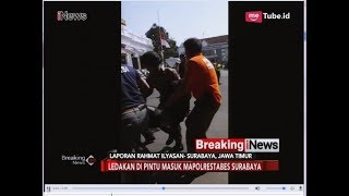 Video DRAMATIS!! Evakuasi Korban Bom Meledak di Polrestabes Surabaya - Breaking iNews 14/05 MP3, 3GP, MP4, WEBM, AVI, FLV Mei 2018