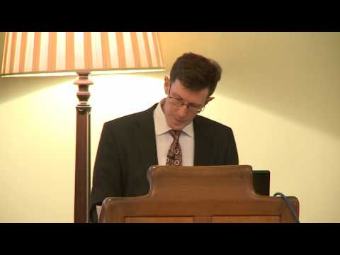 Peter Harrison - Wissenschaft, Religion und Moderne (Vorlesung 6)