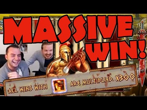 MASSIVE WIN - 300 SHIELDS