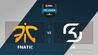 fnatic vs SK, game 1