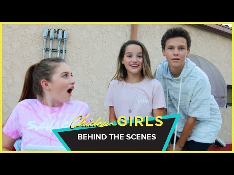 gratis download video - CHICKEN-GIRLS--Behind-The-Scenes--Annie-LeBlanc--Hayden-Summerall