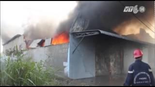 VTC14_TP HCM: Báo động Tình Trạng Cháy Nổ Những Ngày đầu Năm