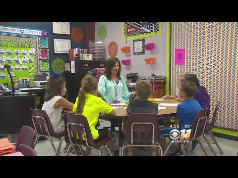 North Texas Teacher Explains Why She's Not Assigning Homework