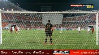 [Asian Cup 2015 QF]  Thailand 2-5 Lebanon