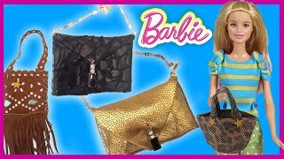 Video Barbie Çantası Nasıl Yapılır? - Oyuncak Butiğim MP3, 3GP, MP4, WEBM, AVI, FLV November 2017