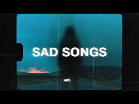 sad songs to cry to 🥺 (kina sad music mix)