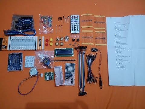 Geekcreit® UNO R3 Basic Starter Learning Kit No Battery Version For Arduino-Banggood.com