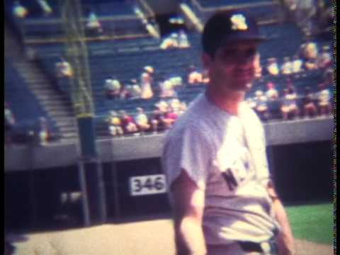 Twins VS Yankees 8/22/1968 with Mickey Mantle Home run