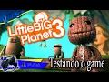 Little Big Planet 3: Testando O Jogo Ps4