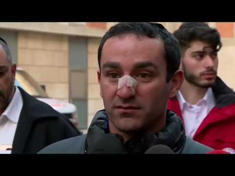 Теракт в Иерусалиме: 4 погибших - DomaVideo.Ru