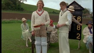 The Doctor Plays Cricket