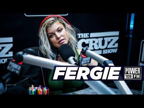 Fergie Talks New Album 'Double Dutchess' + Tracks With Nicki Minaj & Rick Ross
