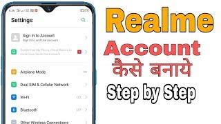 Video Create Realme Account    Make Realme Account    Realme Cloud MP3, 3GP, MP4, WEBM, AVI, FLV September 2019
