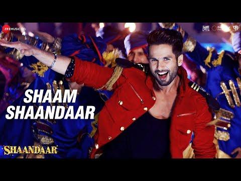 Video Shaam Shaandaar | Shaandaar | Shahid Kapoor & Alia Bhatt | Amit Trivedi download in MP3, 3GP, MP4, WEBM, AVI, FLV January 2017