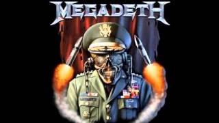 Megadeath - holy wars the punishment due