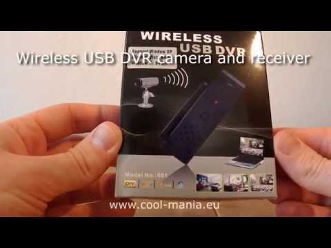 Wireless mini receiver снимок