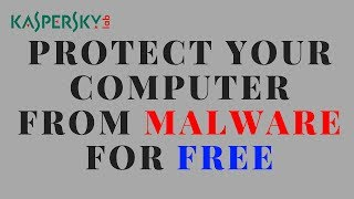 Protect Your Computer From Malware For FreeKaspersky Free For One Year With Genuine License Key. Kaspersky Free is a powerful piece of software that protects your computer from the worst types of malware/viruses. It's a lightweight anti-malware security application which is designed to protect your computer from malware, viruses, trojans, rootkits, PuPs, Adware and more. The software has been designed to be lightweight without slowing down the performance of the computer. Kaspersky Free is compatible to run along side other anti-virus brands to add an extra layer of security and protection to your computer.Kaspersky Free uses the very latest cloud technology and with the code below, you will get 1-year free subscription. Features of Kaspersky Free:Premium Antimalware  Advanced Malware Detection and Removal Browser Cleanup and Removes unwanted apps, PuPs, toolbars and add-ons Effective Against Rootkits and Bootkits Real Time Protection Ransomware Protection Increased zero-day malware protection 24/7 Technical Support  Easy-to-use interfaceTo grab this free offer, just download the Kaspersky Free software. Then install the software and then Kaspersky Free will activate with 1-year license.http://www.softpedia.com/get/Antivirus/Kaspersky-Free.shtml