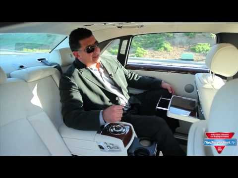 roll - This is a review of the 2012 Rolls Royce Ghost by Ron Doron of TheDriversSeat.tv.