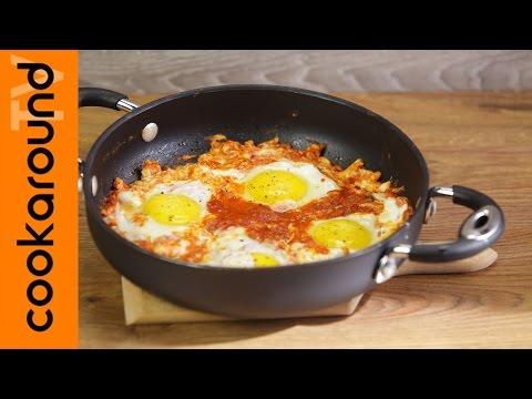 uova al purgatorio - ricetta campana