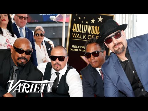 Cypress Hill Walk of Fame Ceremony