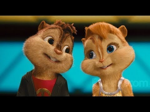 Alvin And The Chipmunks 2  ► The Squeakquel 2009  ★  Funny Moments