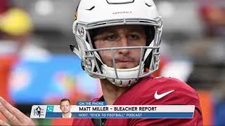 Bleacher Report's Matt Miller Talks NFL Draft & More w/Rich Eisen | Full Interview | 4/8/19