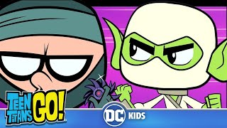 Video Teen Titans Go! | Ultimate Stealth Ninjas | DC Kids MP3, 3GP, MP4, WEBM, AVI, FLV Agustus 2018