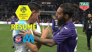Download Video Toulouse FC - Olympique de Marseille ( 2-5 ) - Résumé - (TFC - OM) / 2018-19 MP3 3GP MP4