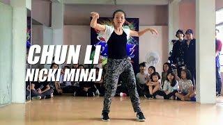 Video Nicki Minaj - Chun Li | Mizo Dance Camp Kids ft. Angela Khuma MP3, 3GP, MP4, WEBM, AVI, FLV Agustus 2018