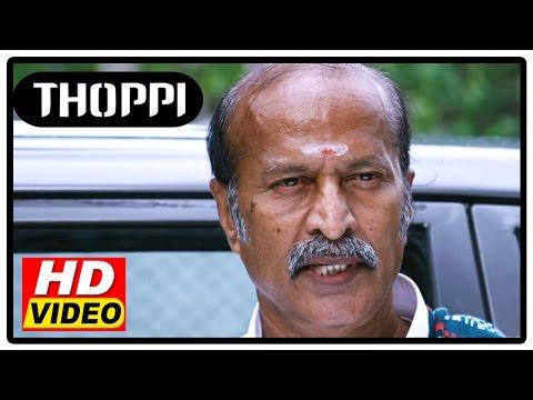 Thoppi Tamil Movie   Scenes   Minister ordered sub inspector