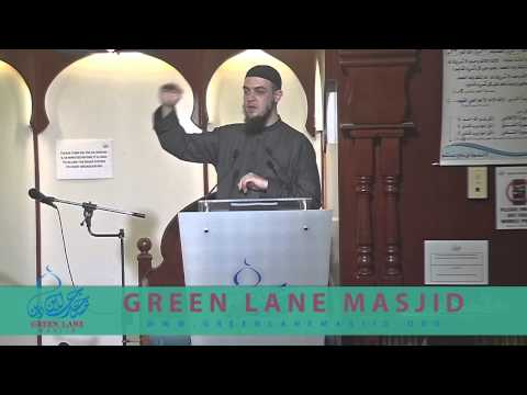 My Journey To Islam - Ustadh Muhammad Tim Humble