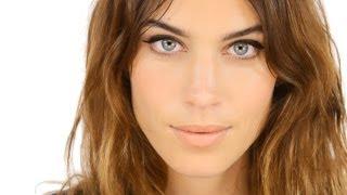 Alexa Chung  Make-up Tutorial - Starring Alexa Chung!