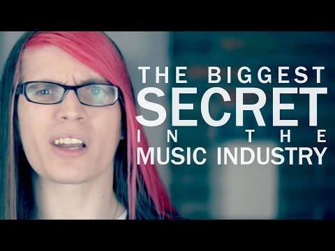 Industry - I found the biggest secret in the music indu-!!! oh, you read the title, yeah. Ok follow me on facebook or something then I don't know whatever man why's the...
