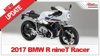 8. 2017 BMW R nineT Racer Price Specs Review
