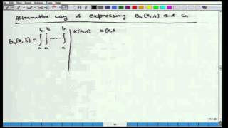 Mod-01 Lec-36 Calculus Of Variations And Integral Equations