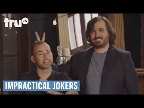 Impractical Jokers - 10 Flirtiest Moments