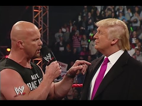 Stone Cold Owns Donald Trump And Named Himself As Special Guest Referee For WM 23