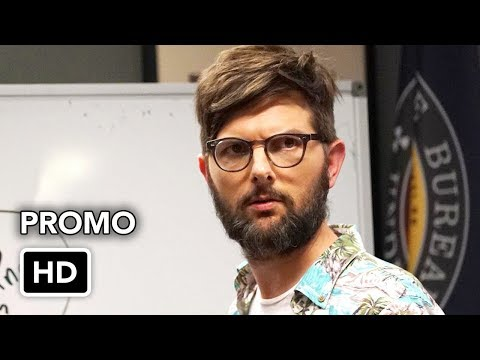 "Ghosted 1x10 ""The Demotion"" / 1x11 ""The Wire"" Promo (HD)"